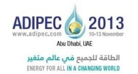 adipec 2013 logo