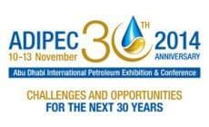 adipec 2014 logo