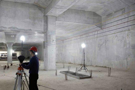 Civetta E系列23万像素360°摄像机隧道记录仪