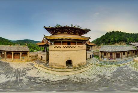 Civetta 360° kugelförmiger kaihuasi-Tempel