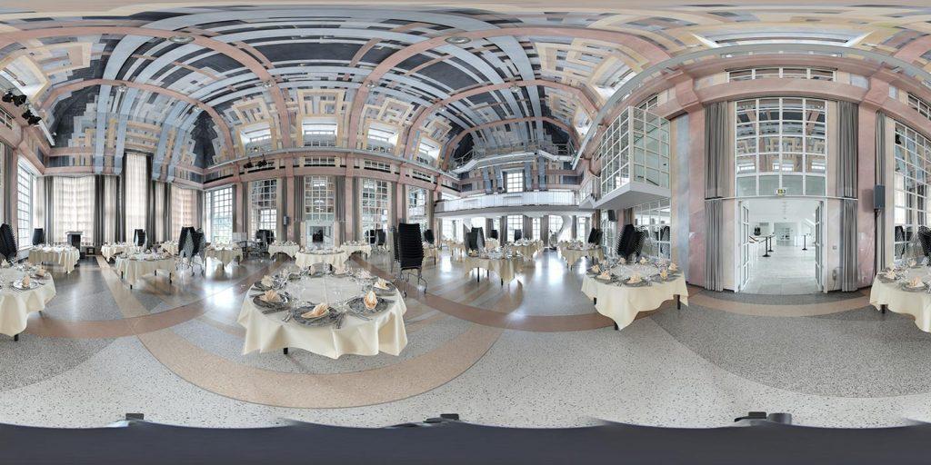 Civetta E-Series 230 MP 360° restaurant castle image