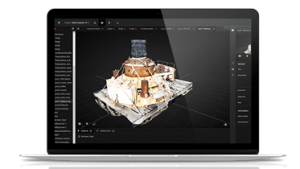 Visual asset management VAM2 point cloud