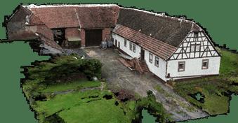 VAM2可视化资产管理农舍Civetta 360°。
