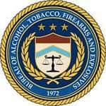 Alcohol Tobacco Firearms logo