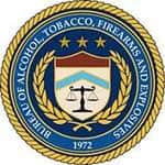 Alkohol-Tabak-Feuerwaffen-Logo
