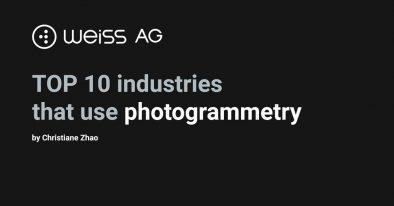 使用摄影测量的十大行业。